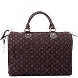 $229 Louis Vuitton Monogram Mini Lin Speedy 30 M95224 I think it's a good bag for travel :)