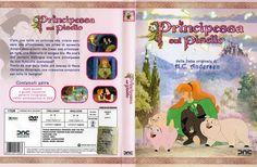 La principessa sul pisello (The princess and the pea, 2002) Dvd cover ITA (3215x2111)