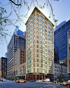 Chpt 21: Chicago School: The Reliance Building, 1890-1891, 1894-189, Chicago, IL and Burnham & Root.