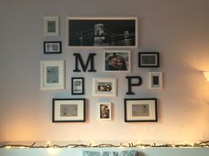 My pictures in room. Love it. From Ikea and F&F. Enjoy