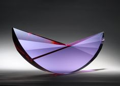 Art Glass by Martin Rosol | via Corning Museum of Glass | (Photo Credit David Stansbury Photography)