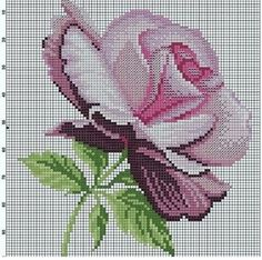 1 million+ Stunning Free Images to Use Anywhere Cross Stitch Rose, Cross Stitch Flowers, Cross Stitch Kits, Cross Stitch Charts, Cross Stitch Designs, Cross Stitch Patterns, Cross Stitching, Cross Stitch Embroidery, Hand Embroidery