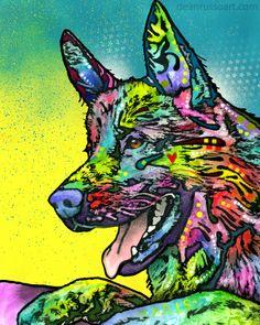 Hy Shepherd By Dean Russo Art Http Bit Ly 1nyfg0z