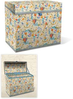punch studio file box florentine price2400 available at httpmyprettyoffice - Decorative File Boxes