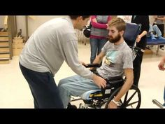 Learning how-to wheelchair