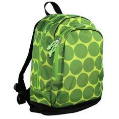 Wildkin Big Dots Green Sidekick Backpack $28.99