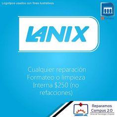 Recuerden #Lunes #Lanix todas las #laptops o PC escritorio en promo; LIMP.INTERNAACTUALIZAREPARAVIRUS?OPTIMIZA.