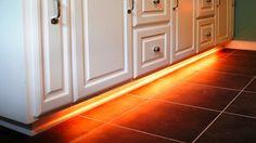 Lights under cabinets.. Hmmm