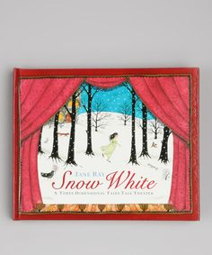Take a look at this Snow White Hardcover by Random House on #zulily today!