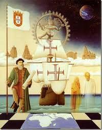 Resultado de imagem para comemoração dos descobrimentos portugueses