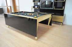 Dining Table Pool Combination   Google Search