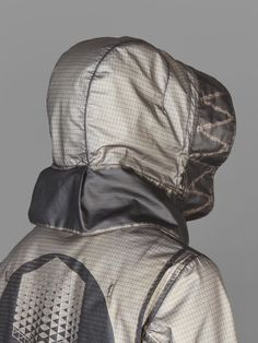 Visions of the Future // Battle fabrics. Cyberpunk, Space Fashion, Fashion Details, Fashion Design, Stone Island, Design Lab, 1 John, Future Fashion, Mens Fashion