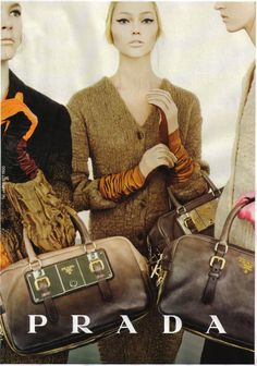Steven Meisel for Prada