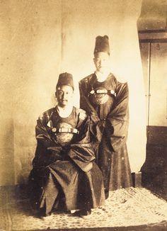 "Photo 1903 Hongeun-dong Seoul South Korea /""Buddhist Shrine/"""