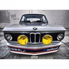 "BMW 2002 turbo ""revo evom"""
