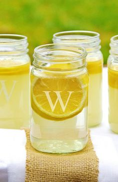 Personalized Glass Mason Jars (Set of 4) | Nordstrom.  Click here for more wedding inspiration: http://www.zazzle.com/jaclinart/gifts?cg=196610973431617923?rf=238387211962446835=zBookmarklet=pindiana01