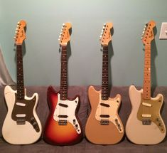 Are they so beautiful? Vintage Fender Duo Sonic! #vintage #vintageguitar…
