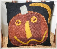 Another Wool Applique