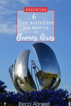 Exploring Buenos Aires doesn't have to ruin your budget! Check out these 6 free activities to get the best out of Argentina's capital while on a budget. Travel Couple, Family Travel, Group Travel, Amazing Destinations, Travel Destinations, Travel Articles, Travel Tips, Free Activities, South America Travel