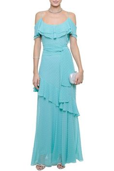 Vestido Longo Saphira