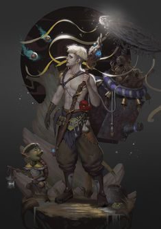 ArtStation - looking out, Chen Cheng