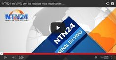 Opinión Inercial: #NTN24 #EnVivo Ahora!!... Con las noticias más importantes de América Latina y el mundo. #Video #Comparte!!...