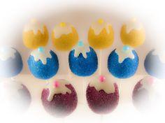 Candyland Cake Pops