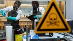 La industria química es una de las principales en Siria.