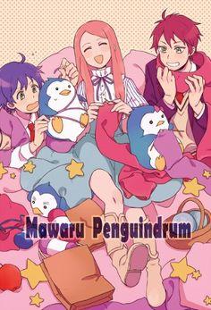 Trying to grasp Mawaru Penguindrum Anime Nerd, Manga Anime, Azumanga Daioh, Kawaii Art, Image Boards, Me Me Me Anime, Penguins, Fun Facts, Book Art