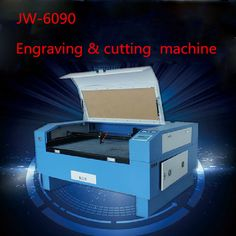 Version JW-6090 Laser Co2 150W out of CNC Laser Machine Laser Engraving Machine Cutting machine engraving speed 0-60000 mm/min #Affiliate