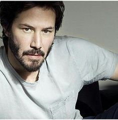 Keanu ❤️VAVAVOOM MY LOVE... Perhaps the very fabric of you is so very familiar, that we are more than from the same thread