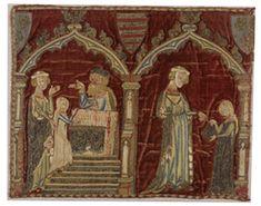 Opus Anglicanum - Victoria and Albert Museum