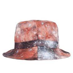 Nebula Mens Bucket Hat Alamont