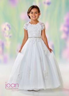 82f0555df 118326 by Mon Cheri Vestido Para Niñas Boda, Ropa Para Niñas, Vestidos  Bonitos,