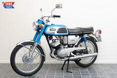 My first motorbike, Yamaha YAS1