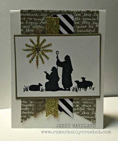 Stampin' UP! Every Blessing Free Project Tutorial