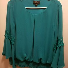 Blouse Blouse with Juliette sleeves Tops Blouses