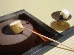 Beautiful Tea ceremony お茶を飲む儀式の美しさ