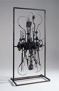 Robert Klippel Metal Art Sculpture, Contemporary Sculpture, Modern Contemporary, Sculpture Ideas, The Ostrich, Modern Artists, Blacksmithing, Fine Art, Gallery