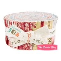 Le Bouquet Francais Jelly RollFrench General for Moda Fabrics