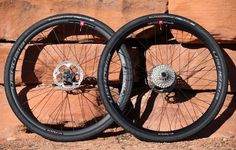 The new Ushuaia wheel is compatible with tires up to 50mm, and won't break the bank