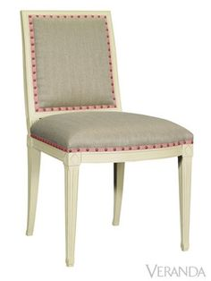 Amsterdam Side Chair from Hickory Chair.