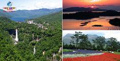 Parques nacionais em Mie, Hokkaido e Okinawa foram alguns dos selecionados para atrair mais turistas estrangeiros ao Japão.