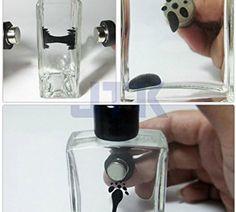 Magnetic Liquid Ferrofluid Bottle, Ferrofluid, Magnetic liquid, cool stuff to buy, gizmo, gadget