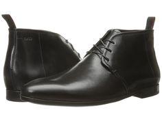 BOSS HUGO BOSS BOSS HUGO BOSS - PARISS DESB BY HUGO (BLACK) MEN'S SHOES. #bosshugoboss #shoes #