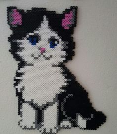 Kitty Hama beads by Mette Christiansen