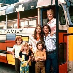 Single parents raising a family were a popular genre in the 60's: Family Affair, Julia, The Partridge Family, The Courtship of Eddie's Father, My Three Sons, Petticoat Junction, and Beverly Hillbillies to name a few.