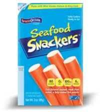 HOT! Seafood Snackers Coupon | Possibly Free after Doubles