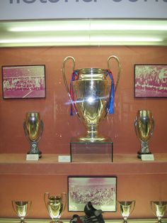 The Wonderful Barcelona Trophy Room How Large Is That