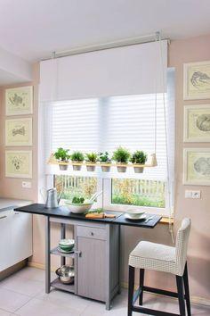 make hanging pots container diy indoor herb garden for kitchen